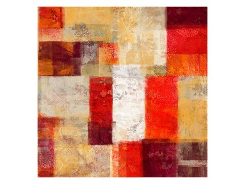 abstraktes Quadrat