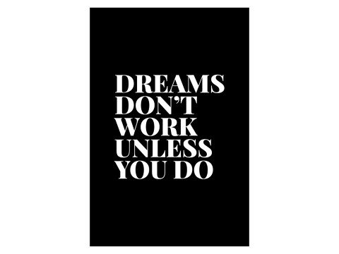 Dreams don't work