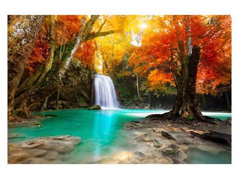 Wasserfall Landschaft
