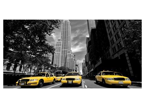 taxis jaunes